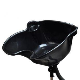 Дълбока фризьорска мивка – пластмасова