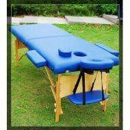 Дървена преносима масажна кушетка – W2