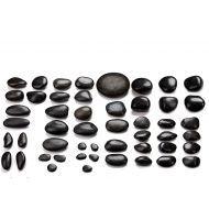 Базалтови камъни за масаж - 50бр.