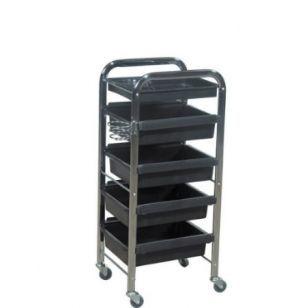 Фризьорска количка с 4 чекмеджета