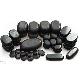 Комплект камъни за масаж - 45бр.