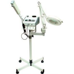 Козметичен уред пароозонатор, лампа лупа и дарсонвал