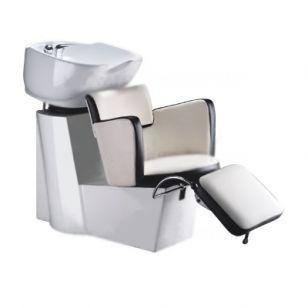 Измивна колона с керамична мивка