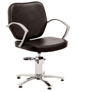 Хромиран стол за подстригване