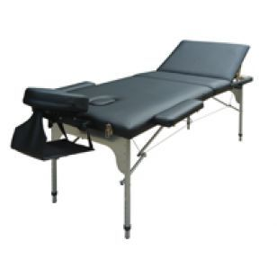 Алуминиева кушетка за масаж