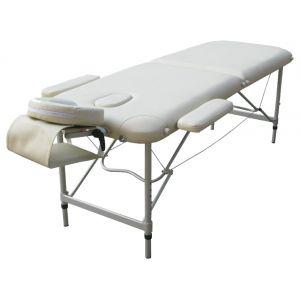 Алуминиева масажна кушетка L2