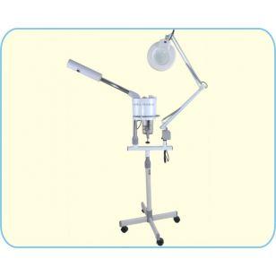 Лампа лупа с пароозонатор