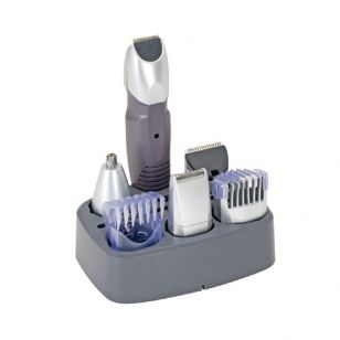 Мултифункционална фризьорска машинка с приставки