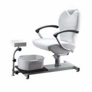 Луксозен стол за педикюр с ваничка