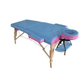 Стандартна дървена масажна кушетка