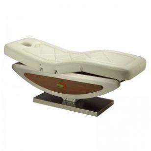 Луксозно легло за масаж и козметика с 3 електромотора