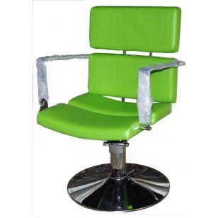 Фризьорски стол с хидравлично повдигане