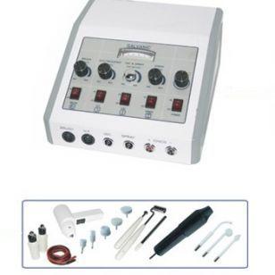 Козметичен уред 4в1 – Д'арсонвал, пилинг, йонофреза, вакум и спрей